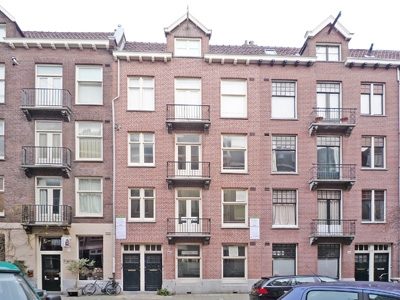 Foto 1e Helmersstraat 248  Amsterdam